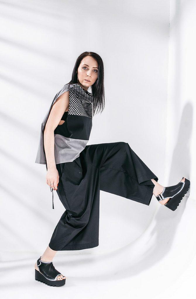 Топ и брюки от бренда art point