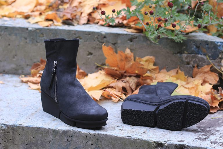Ботинки Trippen в Чöрной икре