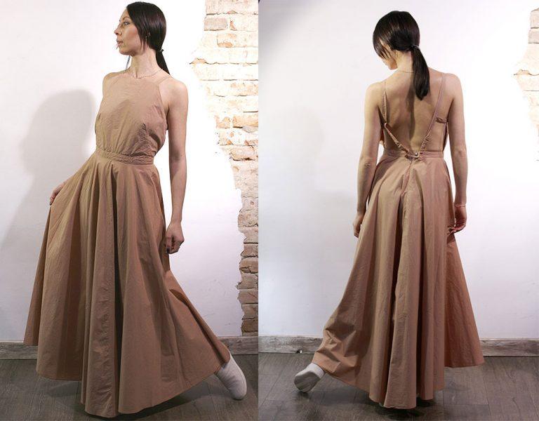 Платье от Andrea Ya'aqov купить в Чöрной икре