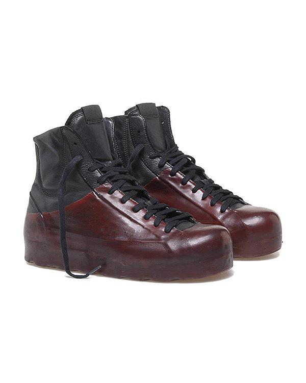 Ботинки OXS Rubber Soul. Бутик Чöрная икра. Пенза.