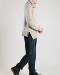 Шерстяной пуловер Lurdes Bergada купить в Чöрной икре