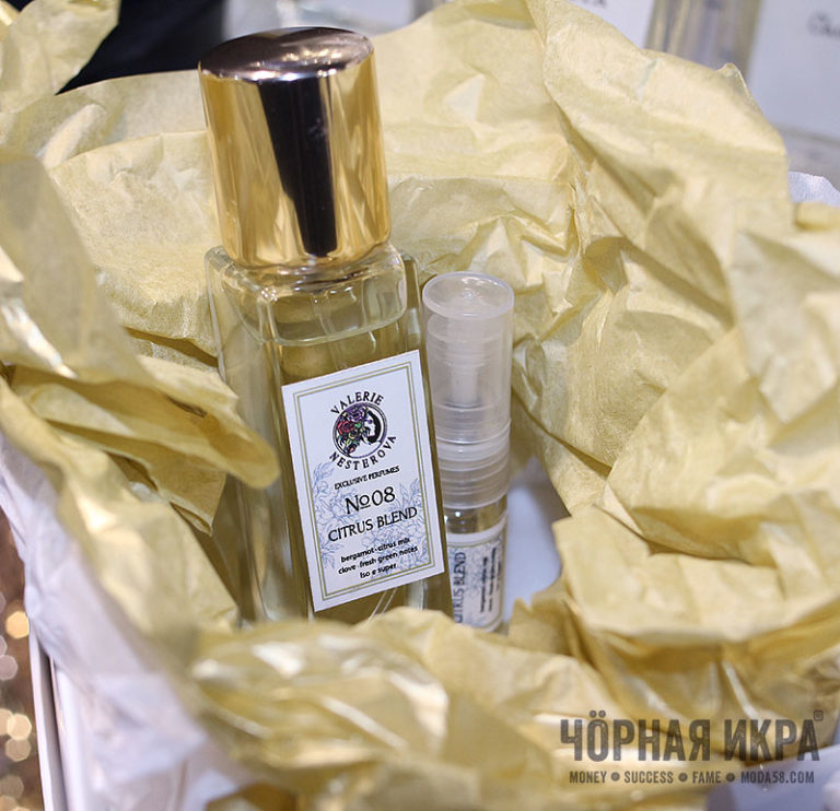 Valerie Nesterova Exclusive Perfumes магазин Чöрная икра г. Пенза