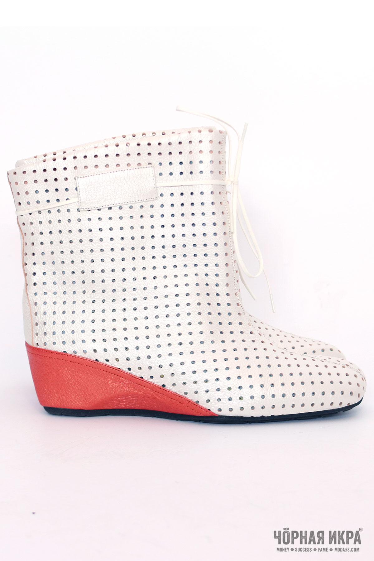 Ботинки Thierry Rabotin