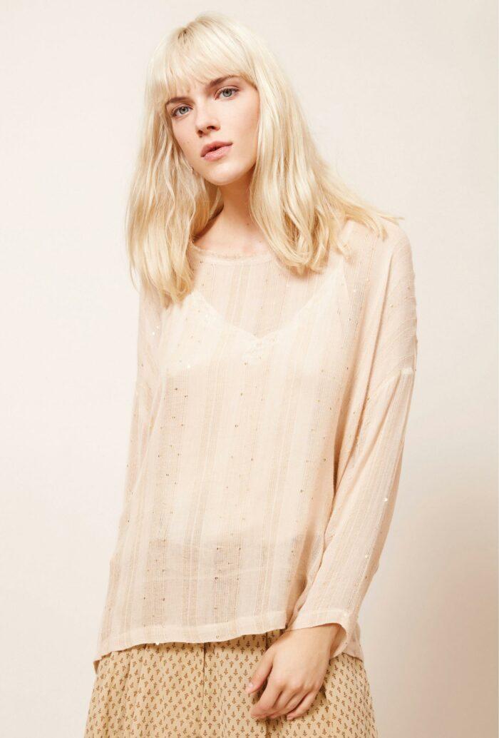 Блузка Mes Demoiselles купить в Чöрной икре г. Пенза