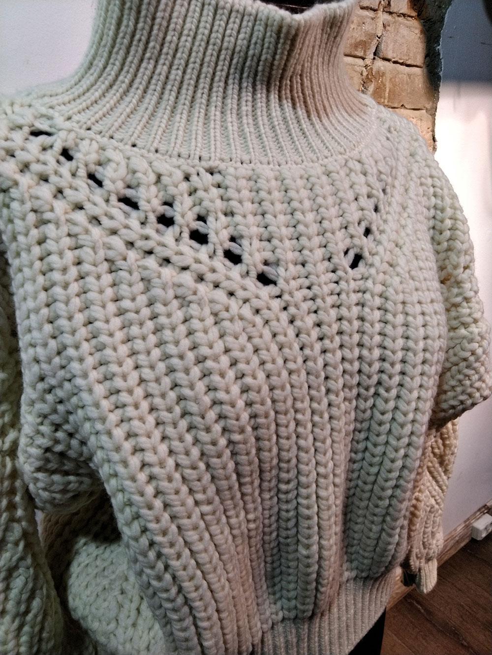 Пуловер thom/krom