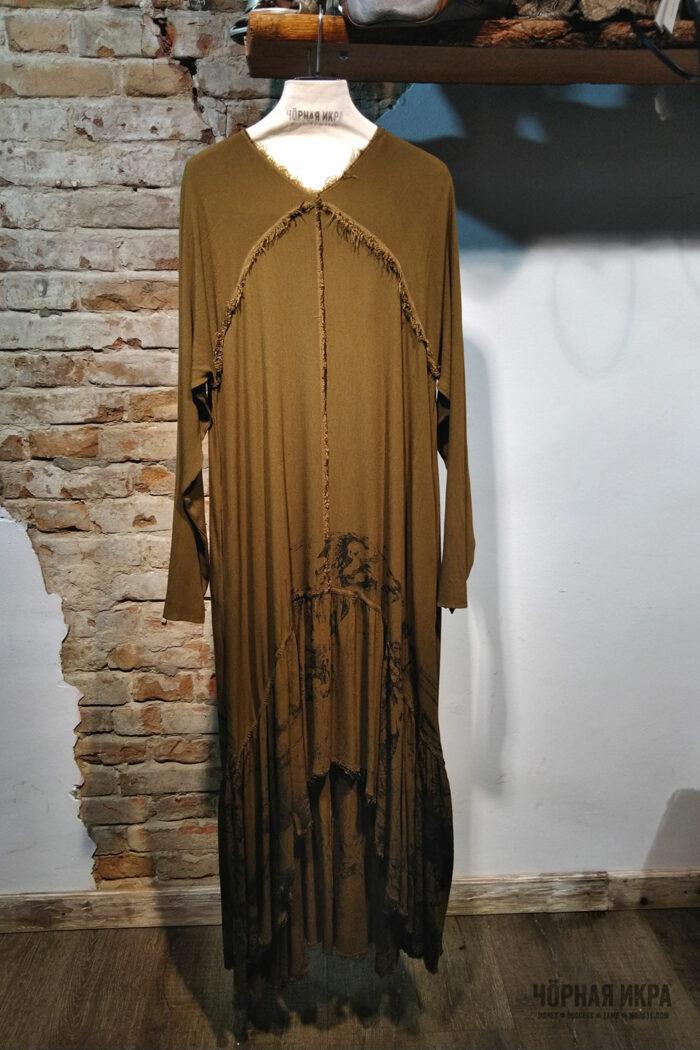 Платье LEMURIA в наличии в Чöрной икре